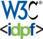 Press Release: W3C and IDPF Officially Combine