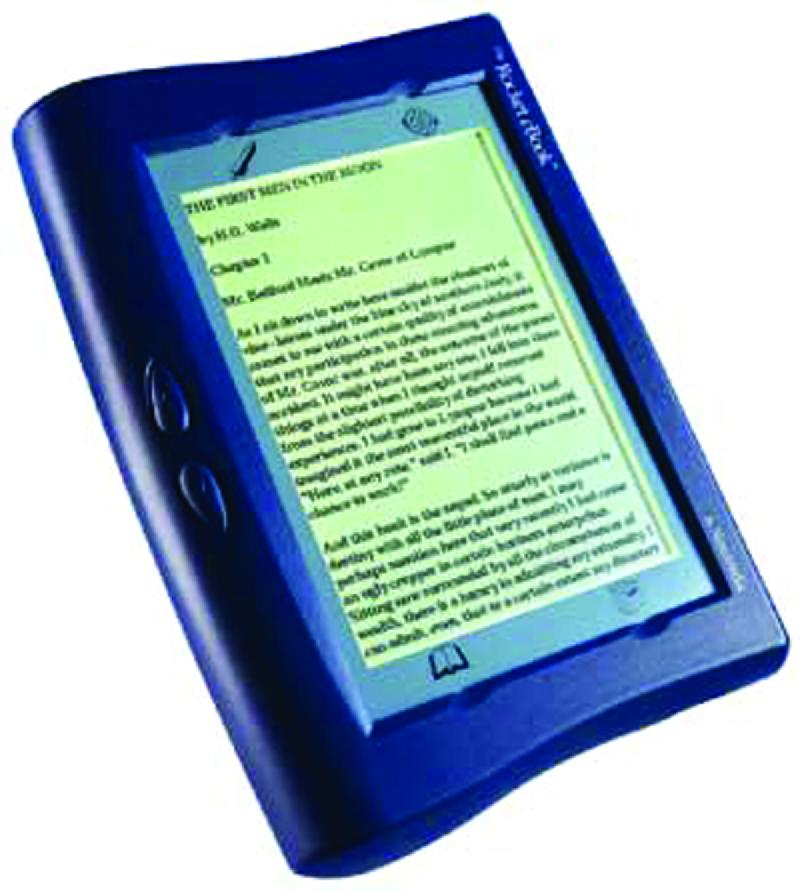 Планшет для чтения электронных книг
