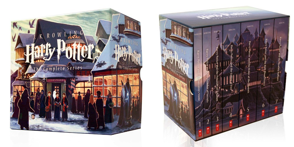 Harry potter: years 1-5 gift set blu-ray: limited edition   harry.