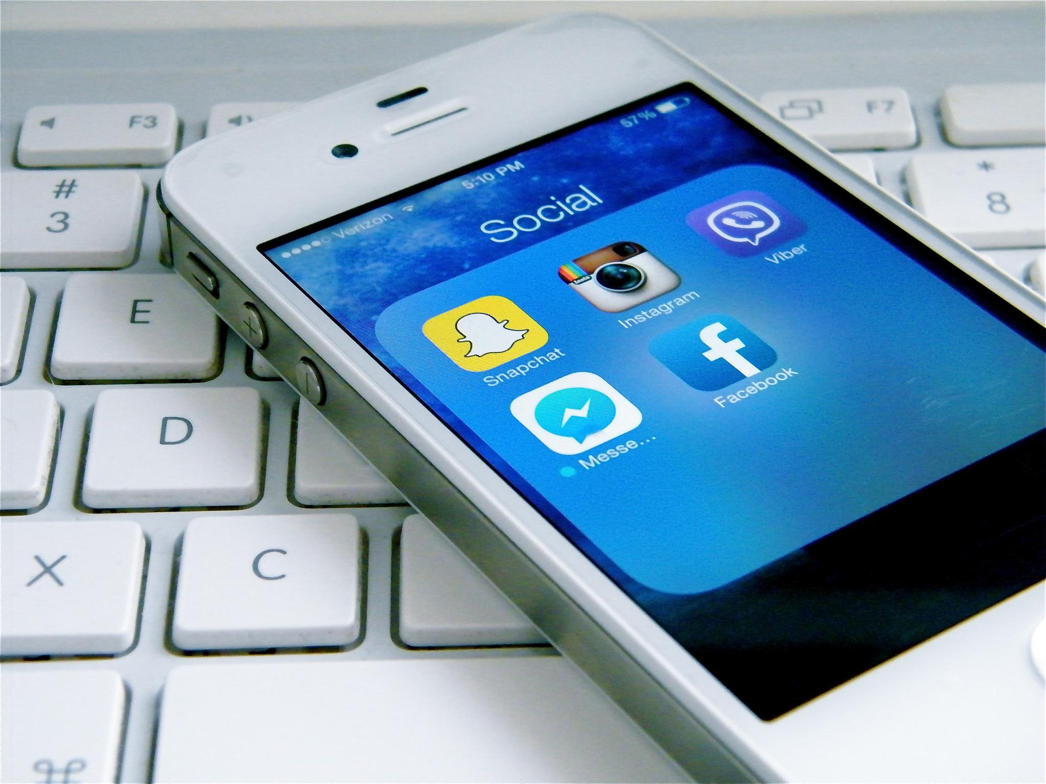 Best phone for social media