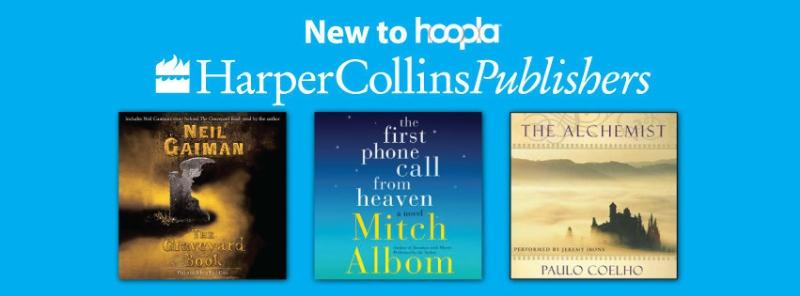 Press Release Harpercollins Publishers Signs Digital Audio